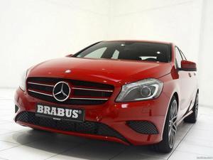 Mercedes Brabus Clase A 2012