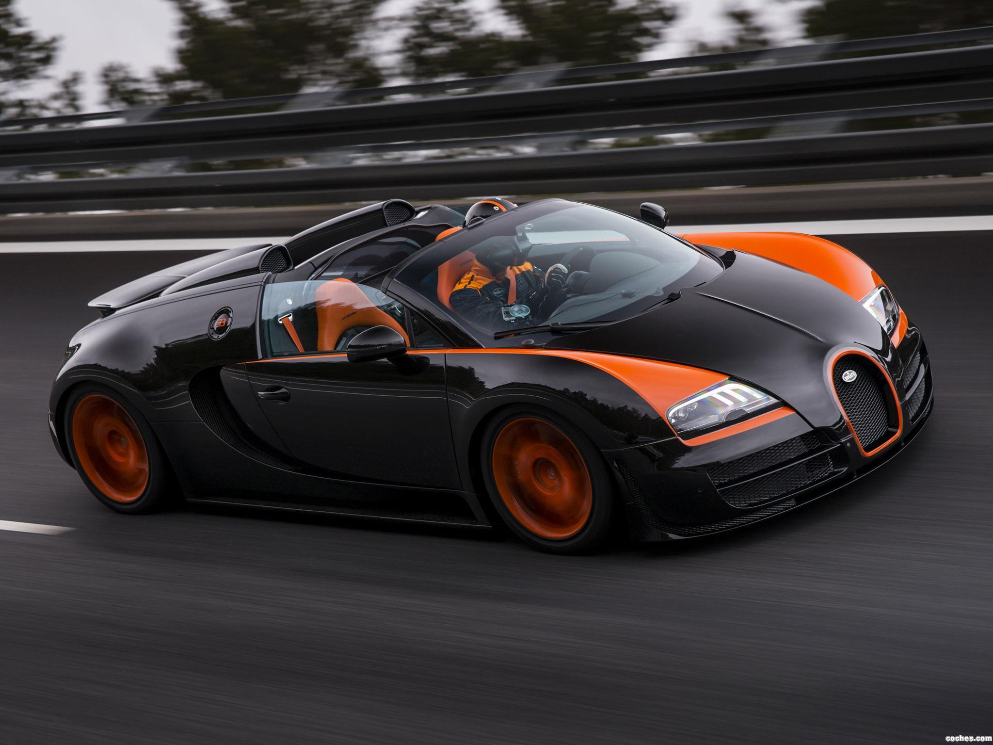 bugatti_veyron-grand-sport-vitesse-world-record-car-2013_r14 Remarkable Bugatti Veyron Grand Sport Vitesse Informacion Cars Trend