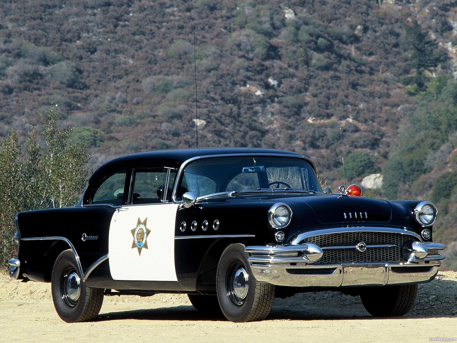 Buick Century Door Sedan Highway Patrol R on 1957 Buick Super 2 Door