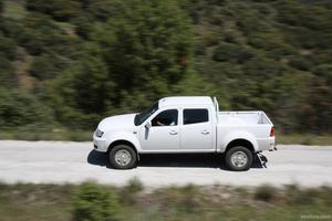 Tata Xenon Pick Up 2012