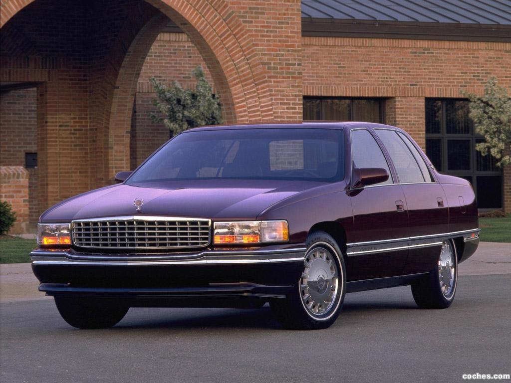 Fotos De Cadillac Sedan Deville 1994 Foto 1