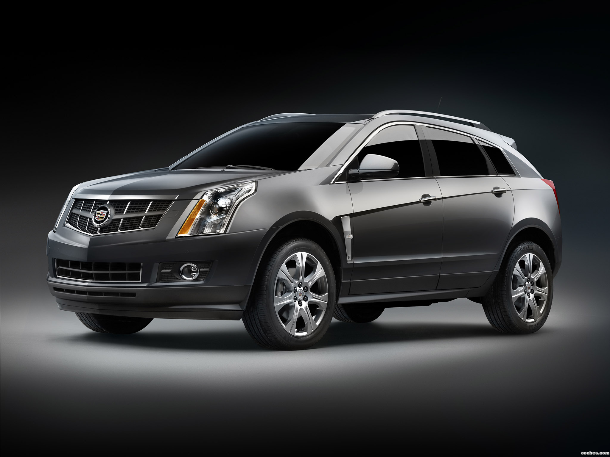 fotos de cadillac srx crossover 2010. Black Bedroom Furniture Sets. Home Design Ideas
