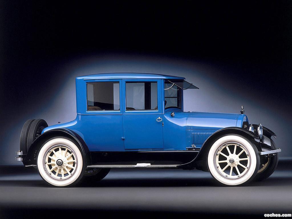 Fotos De Cadillac Type 57 Victoria Coupe 1918
