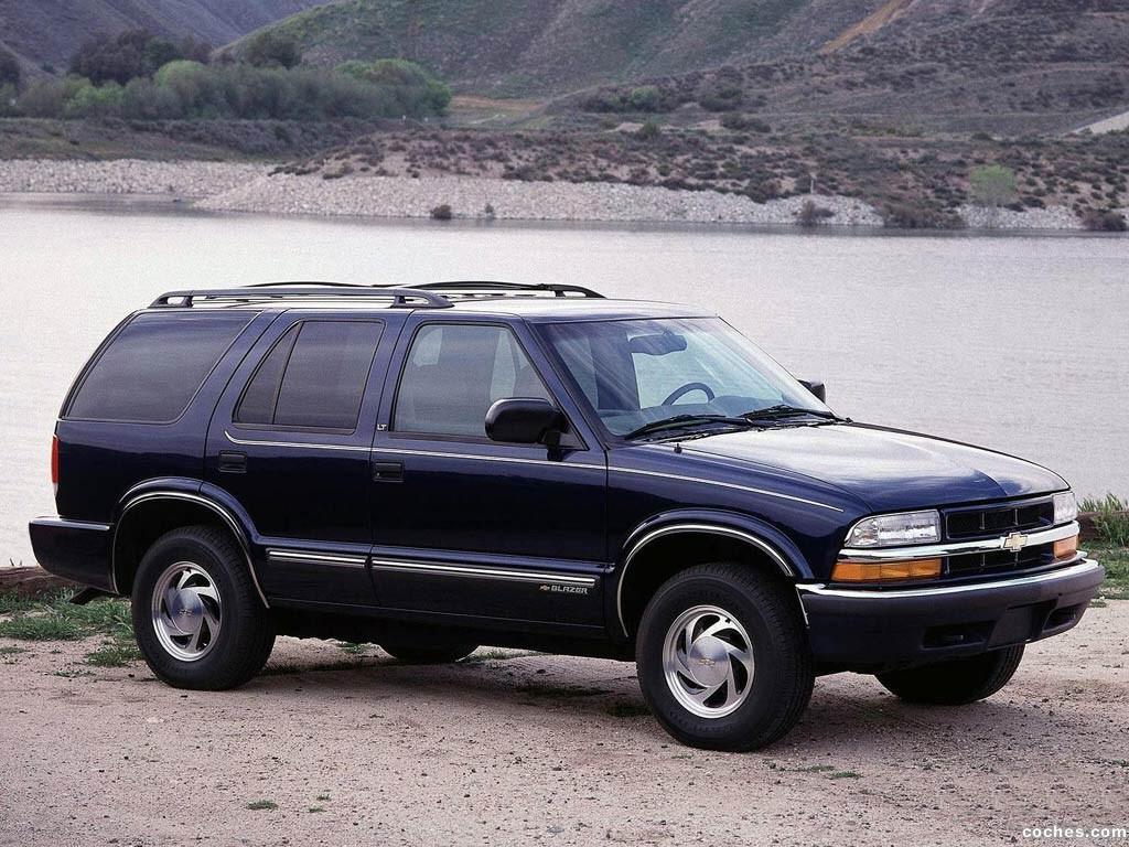 Fotos de Chevrolet Blazer 1999