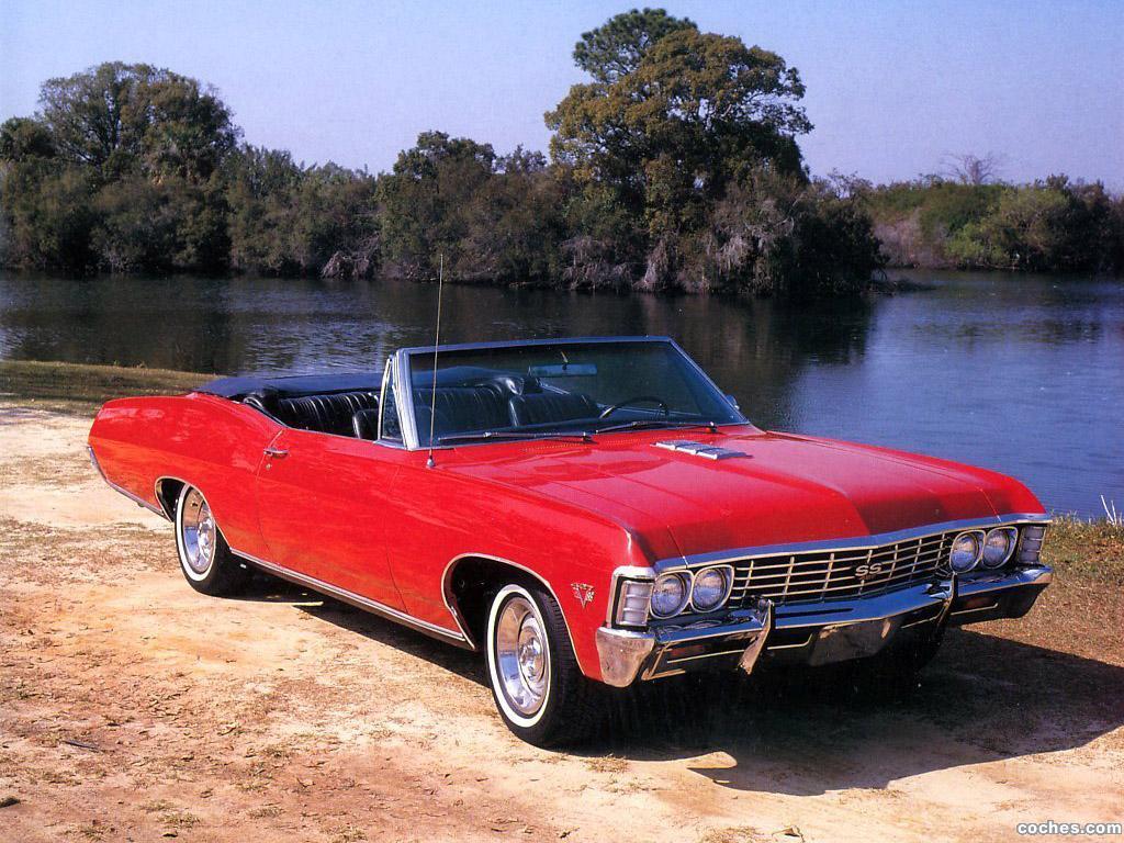 fotos de chevrolet impala ss 427 convertible 1967. Black Bedroom Furniture Sets. Home Design Ideas