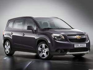 Chevrolet Orlando 2011