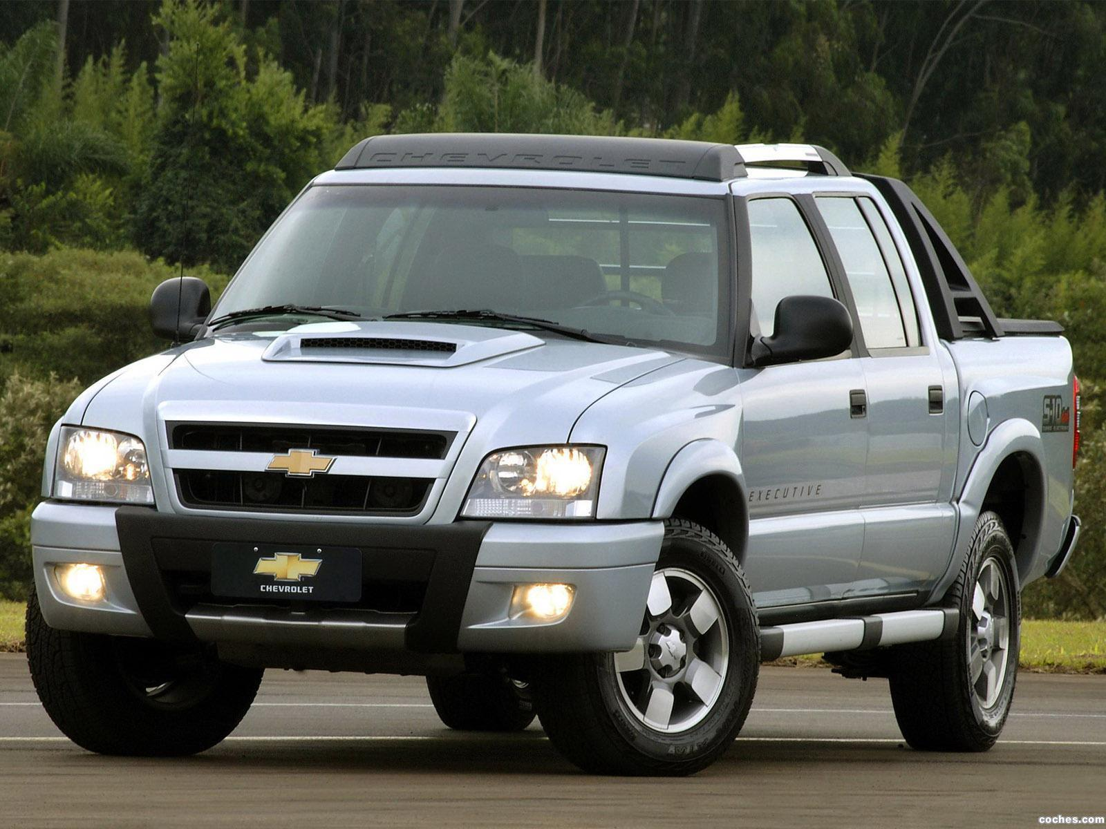 fotos de chevrolet s 10 crew cab brasil 2008. Black Bedroom Furniture Sets. Home Design Ideas