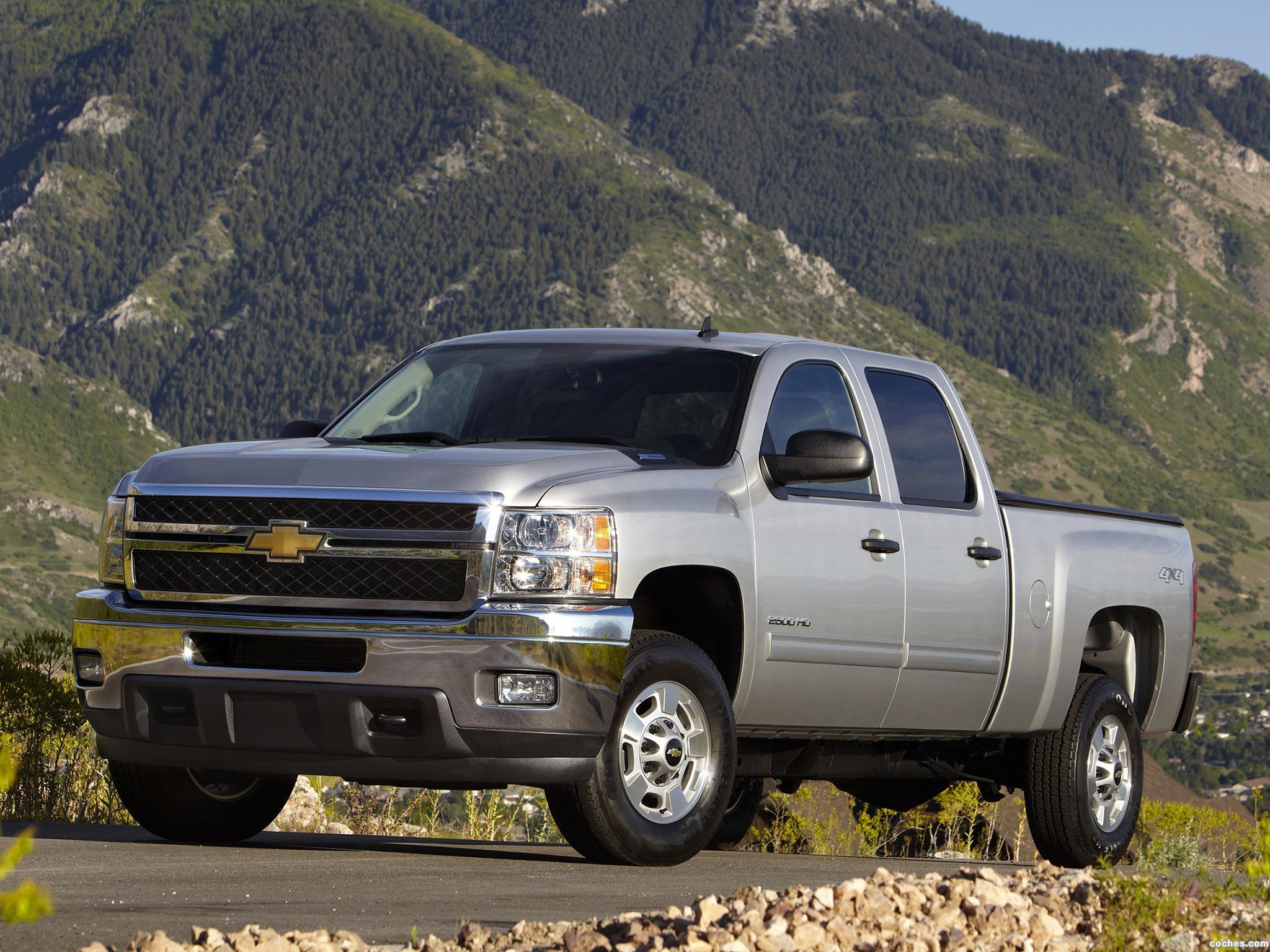 Fotos de Chevrolet Silverado 3500 HD LT 2011