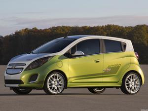 Chevrolet Spark EV Tech Performance Concept 2013