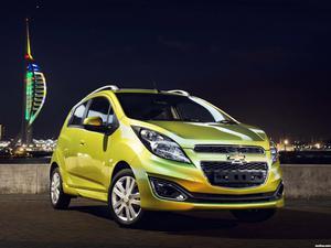 Chevrolet Spark UK 2013