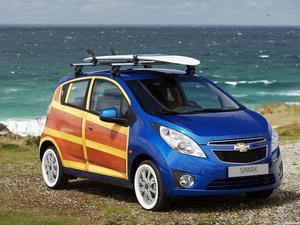 Chevrolet Spark Woody Concept 2010