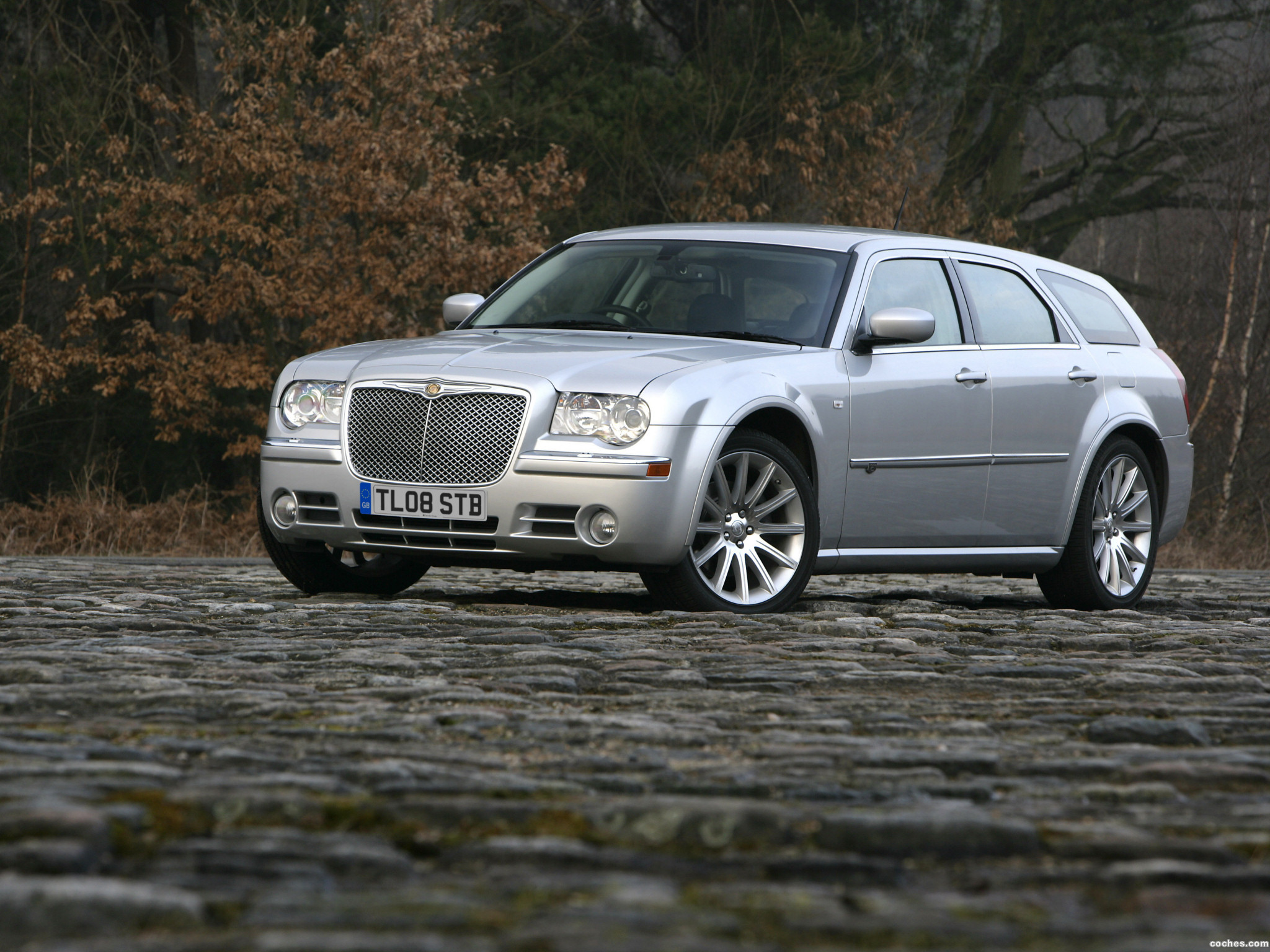 fotos de chrysler 300 touring srt design 2008. Black Bedroom Furniture Sets. Home Design Ideas