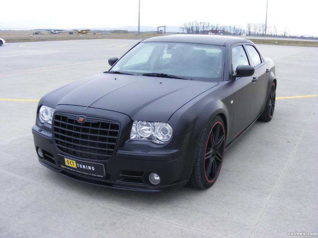 Fotos De Chrysler 300c Hemi Srt 8 Compressor Oct Tuning 2010