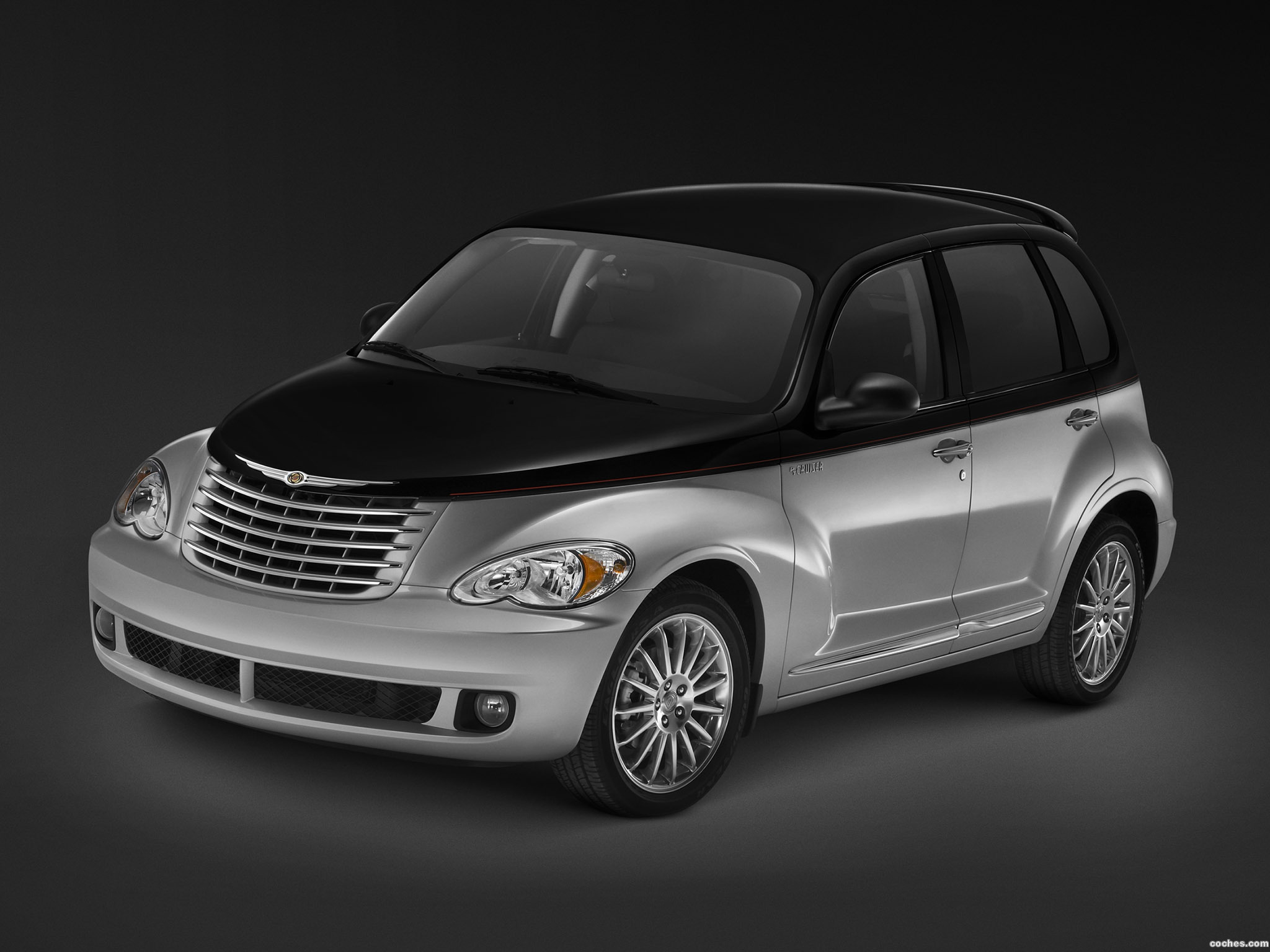 fotos de chrysler pt cruiser couture edition 2010. Black Bedroom Furniture Sets. Home Design Ideas