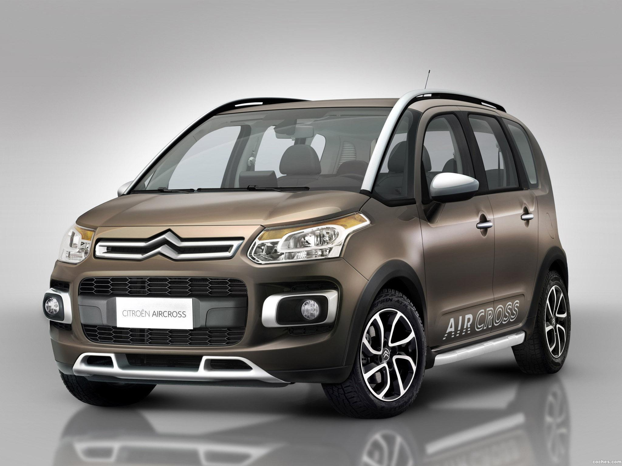fotos de citroen c4 aircross 2010. Black Bedroom Furniture Sets. Home Design Ideas