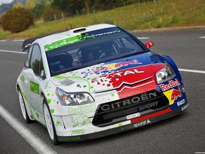 Citroen C4 WRC HYmotion4 2008