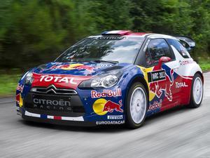 Citroen DS3 WRC 2010