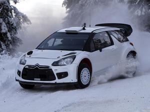 Citroen DS3 WRC Prototype 2010