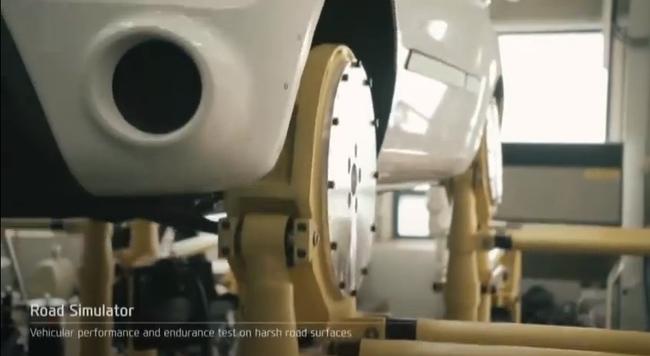 creacion coche 3 test laboratorio