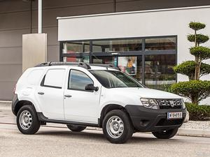 Dacia Duster Fiskal 2014