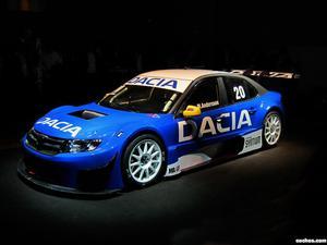 Dacia Logan STCC 2013