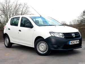 Dacia UK 2013