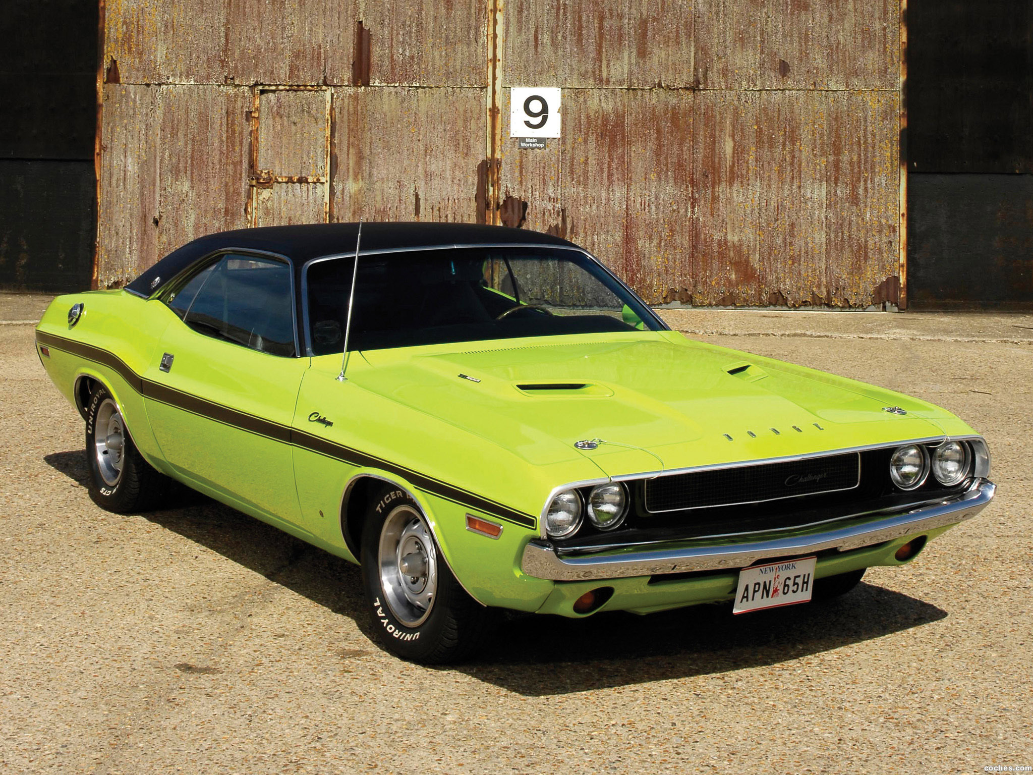 Fotos De Dodge Challenger R T Se 1970