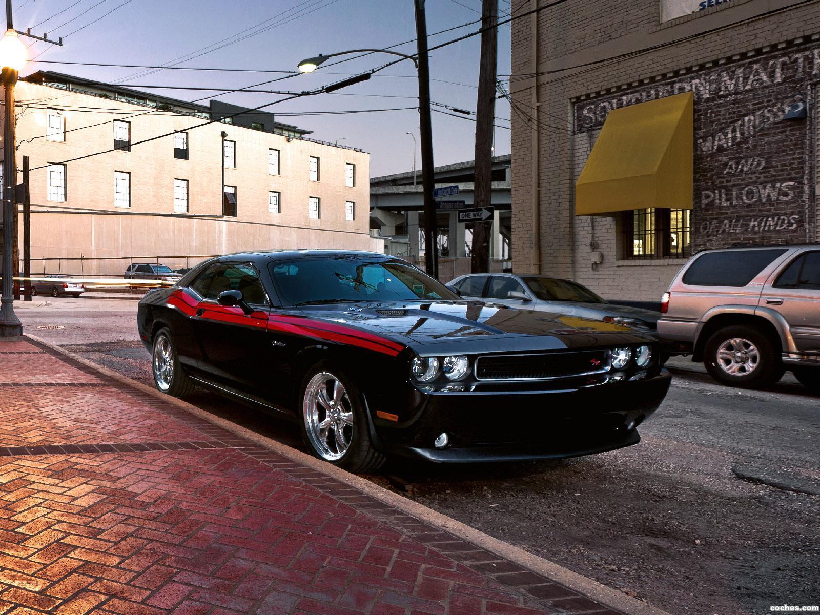 Fotos De Dodge Challenger Rt 2010