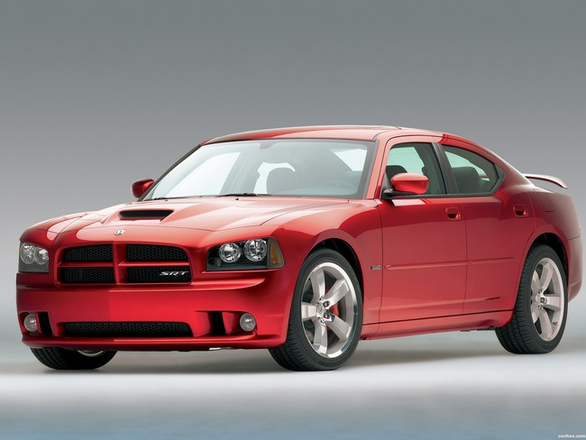 Fotos De Dodge Charger Srt 8 2006