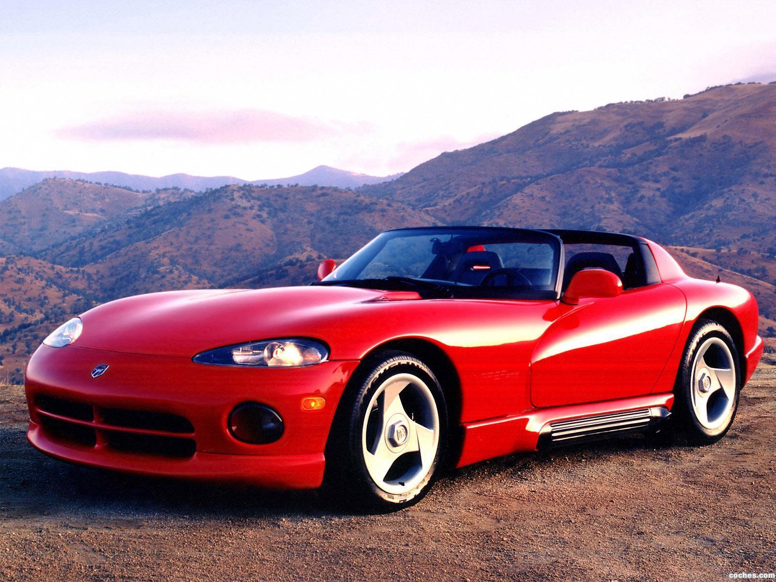 Fotos de Dodge Viper RT10 1992