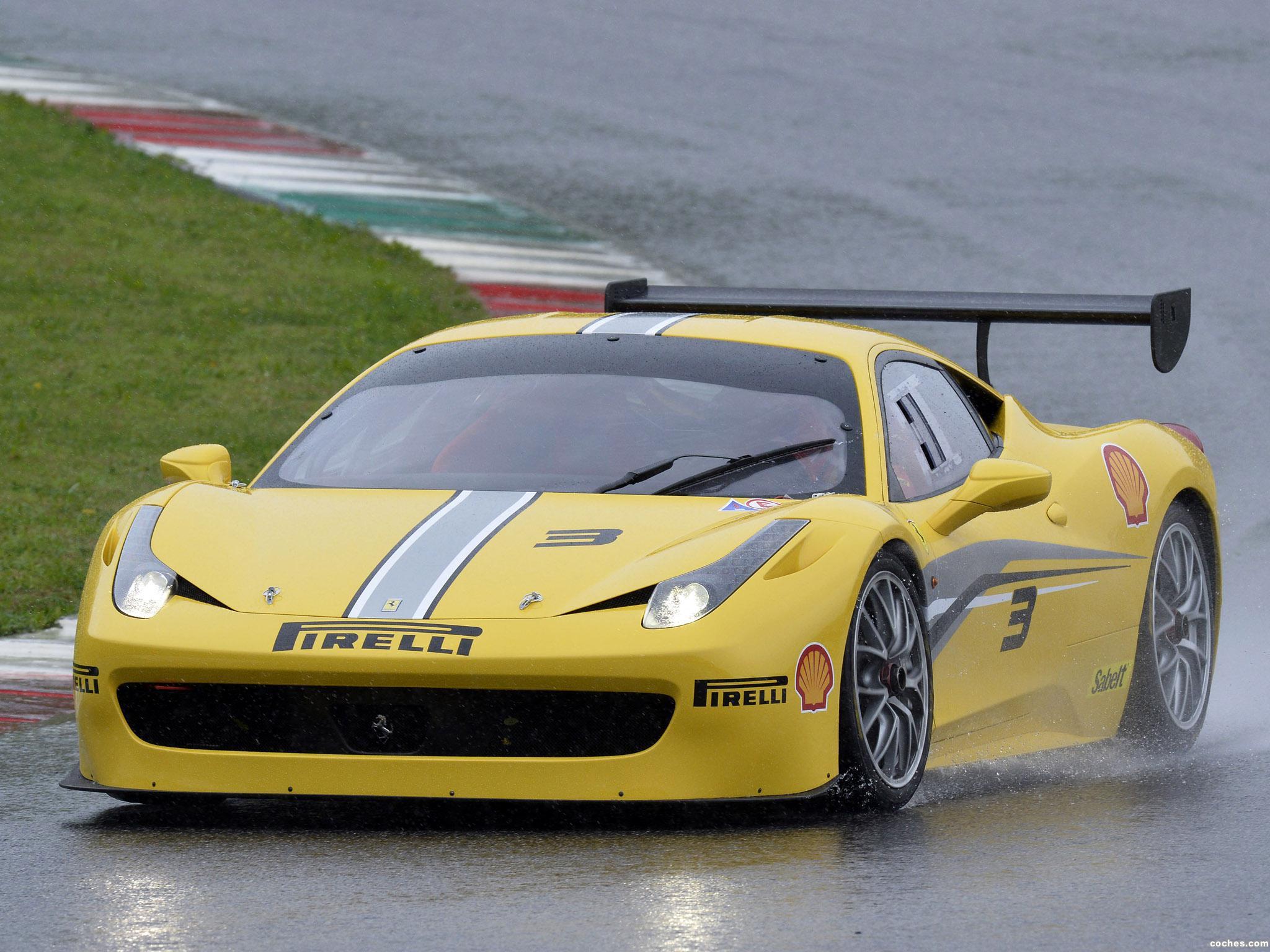 Fotos De Ferrari 458 Challenge Evoluzione 2014