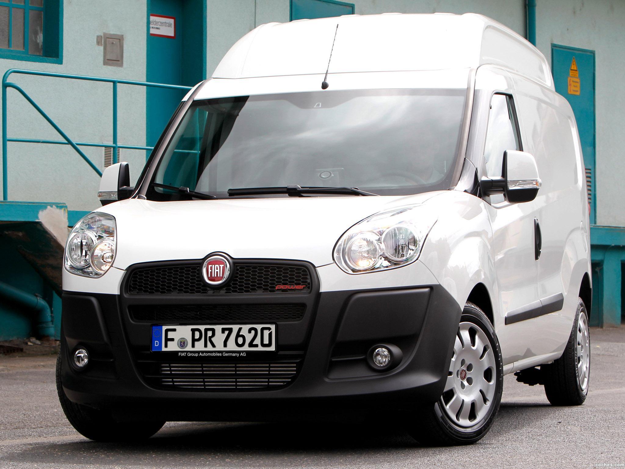 Fotos De Fiat Doblo Cargo Maxi XL 2012 Foto 1