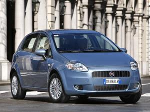 Fiat Grande Punto Natural Power 2008