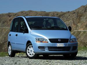 Fiat Multipla (186) 2004