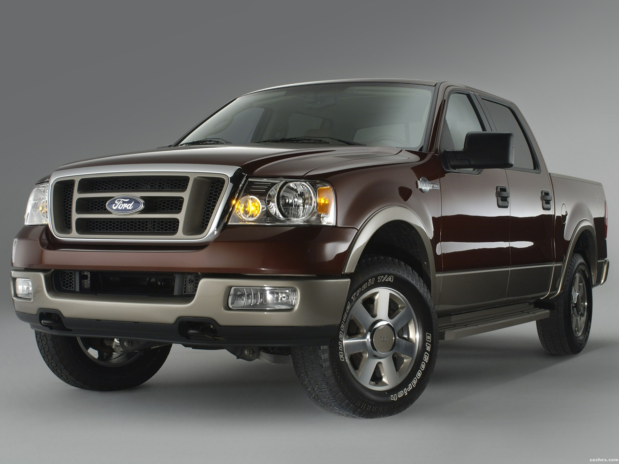 fotos de ford f 150 king ranch 2005. Black Bedroom Furniture Sets. Home Design Ideas