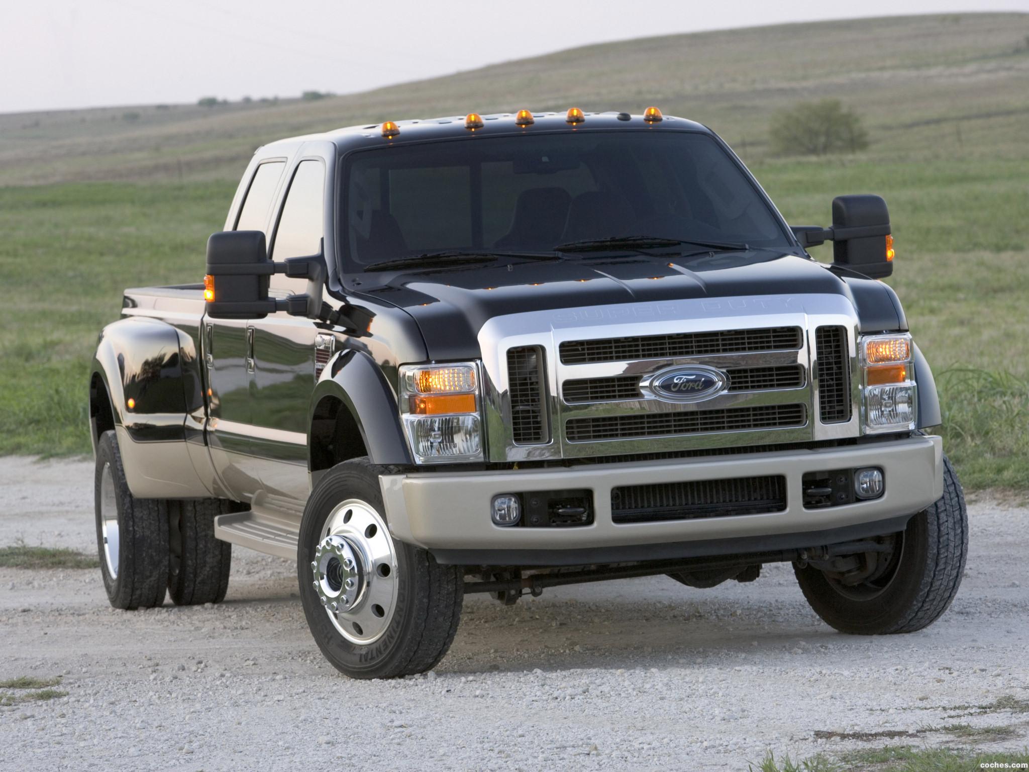 Fotos De Ford F 450 Super Duty Lariat King Ranch Edition 2008