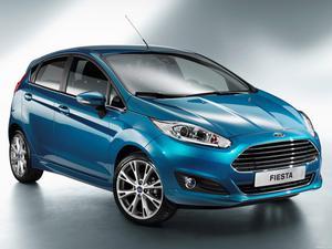 Ford Fiesta 5 puertas 2013