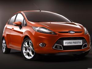 Ford Fiesta S 2008