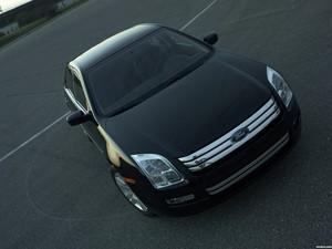 Ford Fusion USA 2006