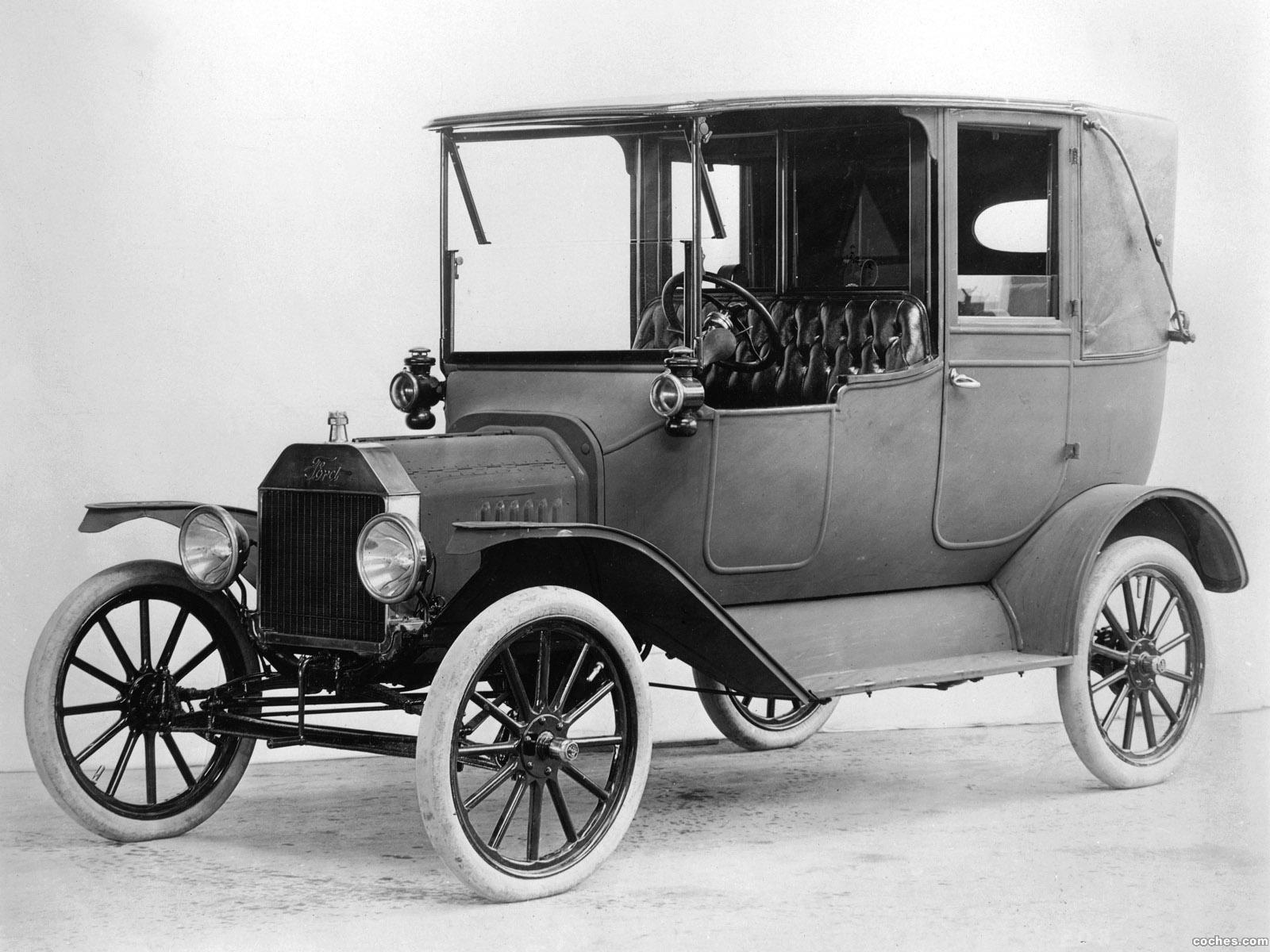 Fotos De Ford Model T Town Car