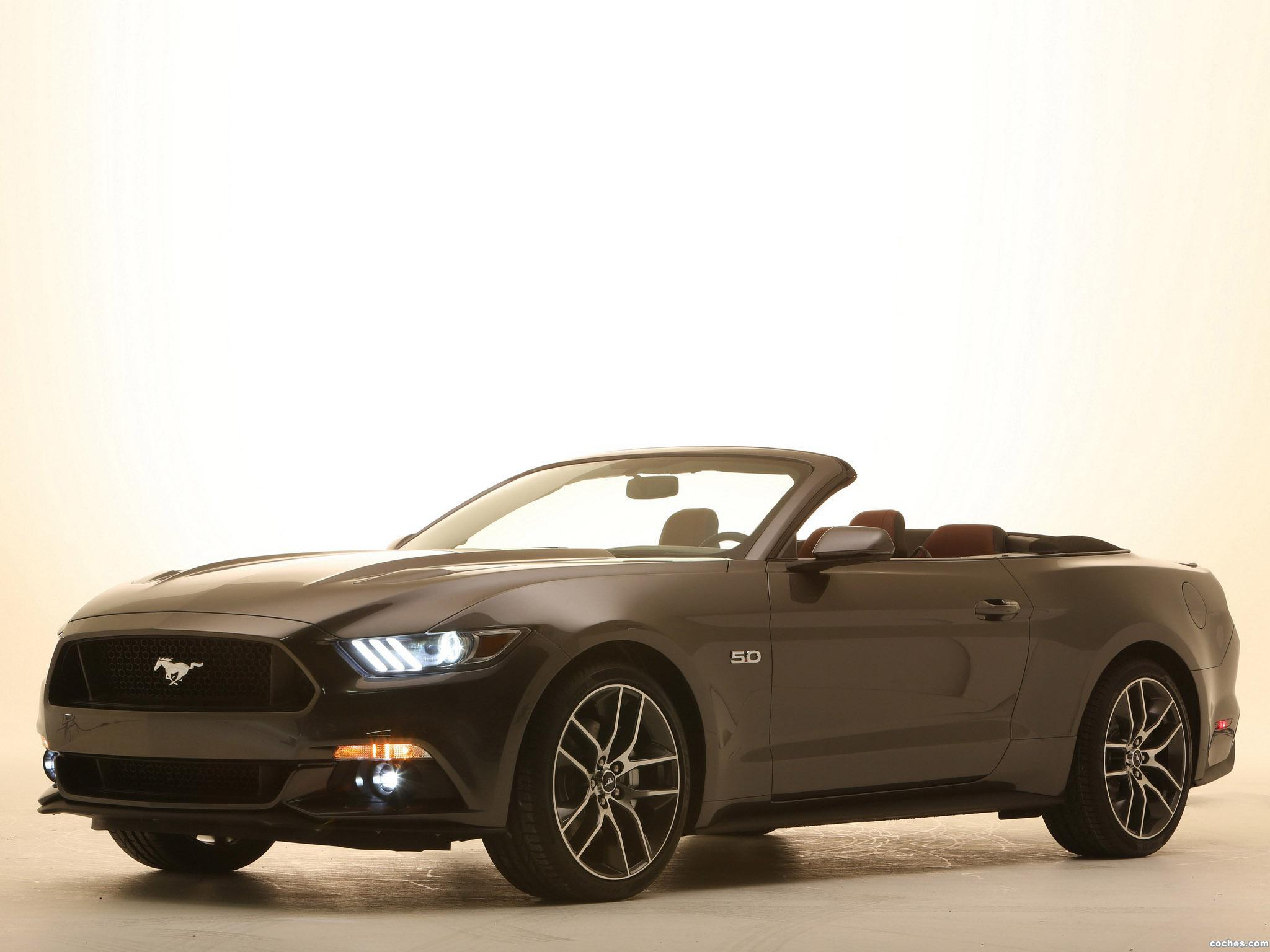 fotos de ford mustang gt convertible 2014. Black Bedroom Furniture Sets. Home Design Ideas