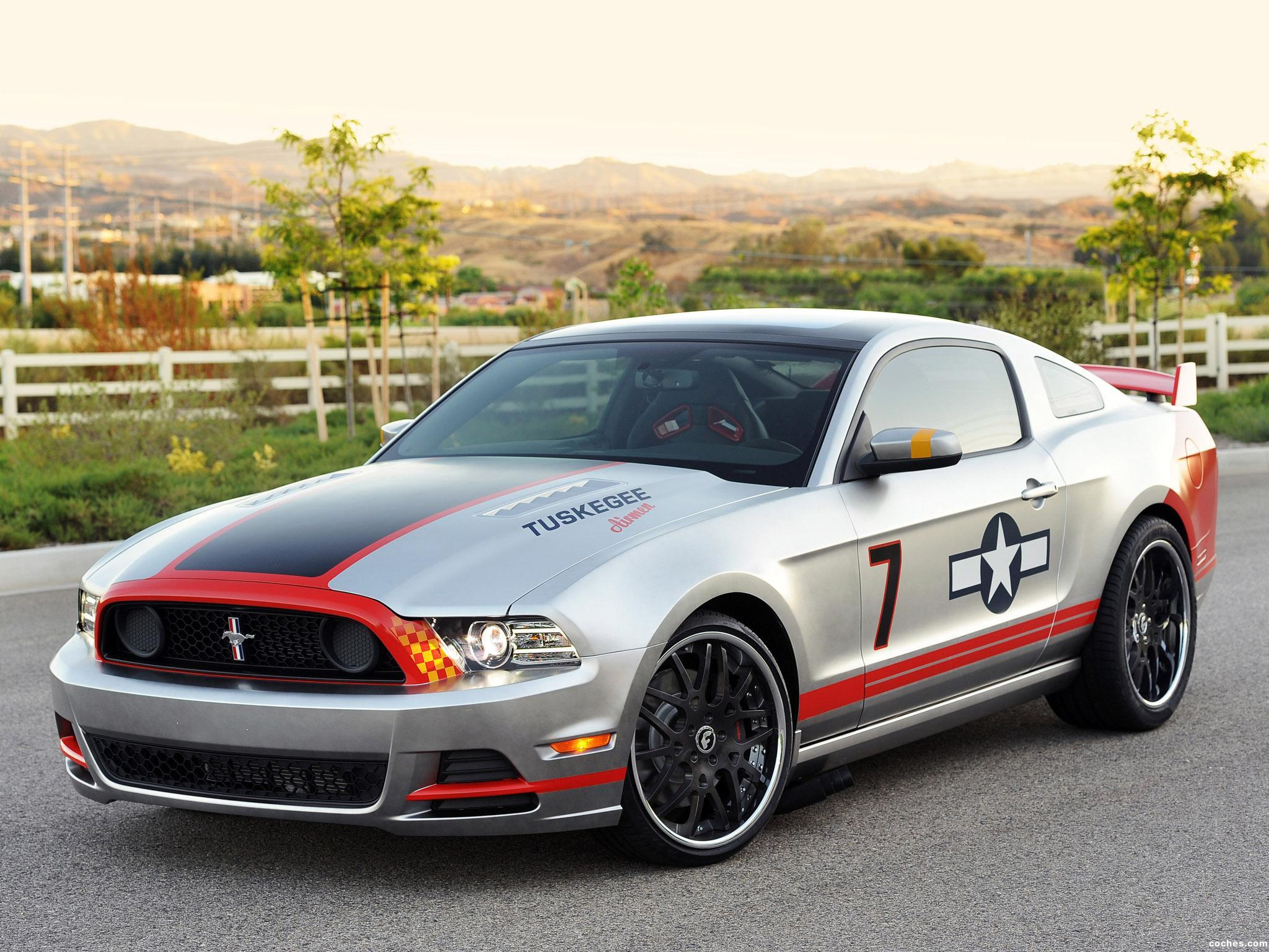 2015 Mustang Special Edition2014 Ford Gt Cs California Fotos De Red Tails 2012