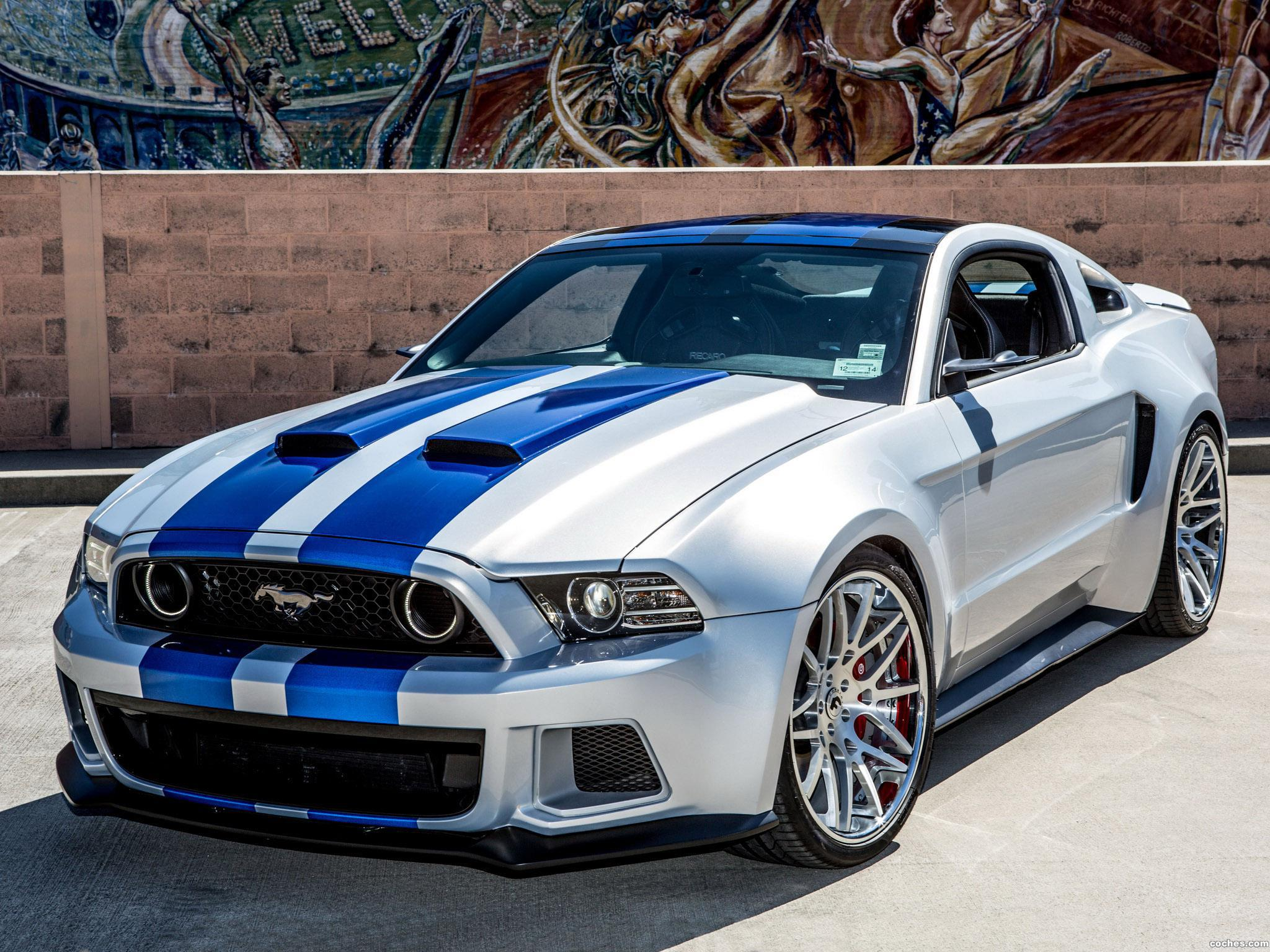 Fotos De Ford Mustang Need For Speed 2013