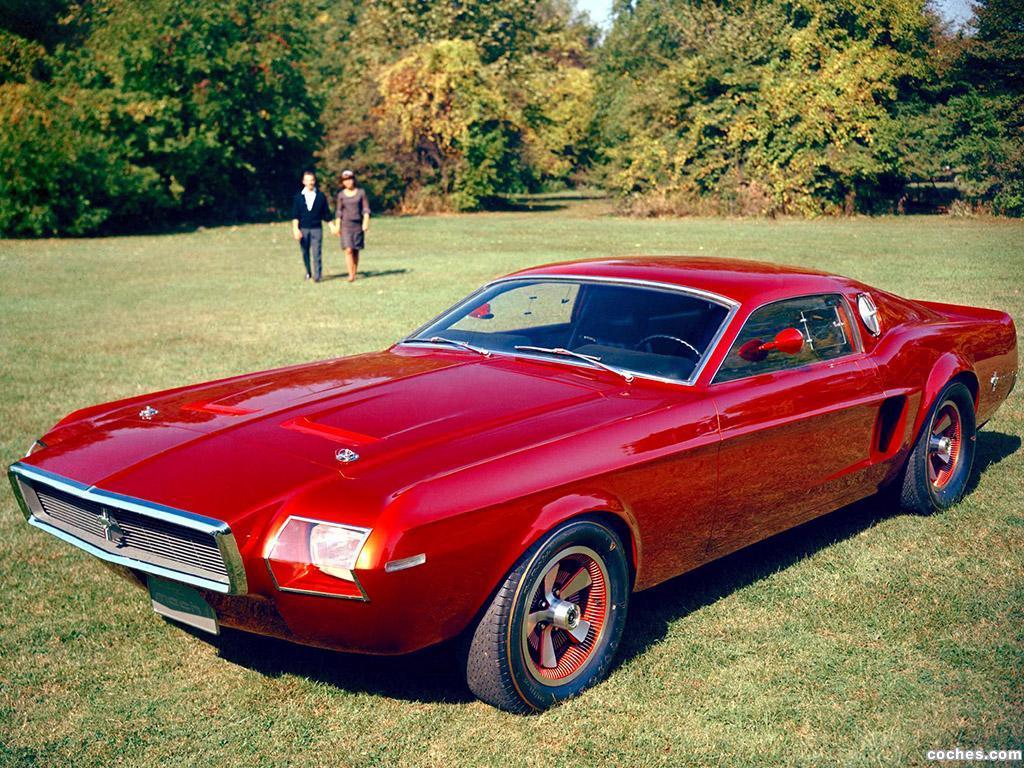 1965 Ford Mustang Segunda Mano