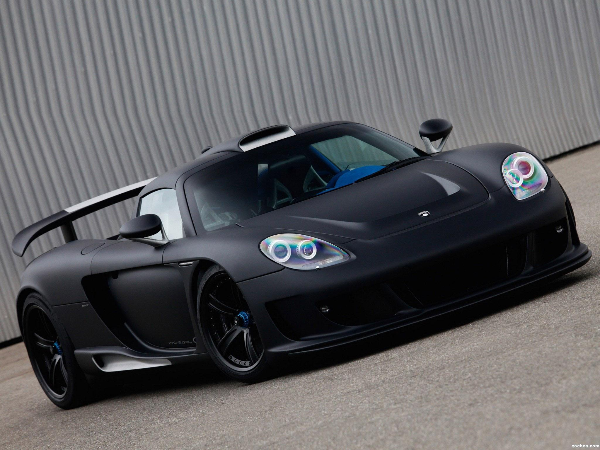 Fotos De Porsche Carrera Gt Mirage Matt Edition 2009