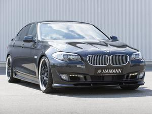 BMW 5-Series F10 hamann 2010