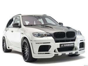 BMW hamann X5 Flash Evo M E70 2010