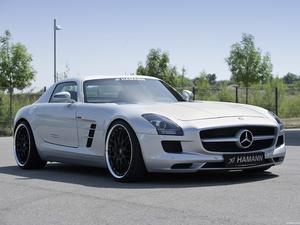 Mercedes hamann SLS AMG 2010