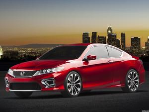 Honda Accord Coupe Concept 2012
