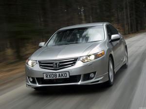 Honda Accord UK Edition 2008